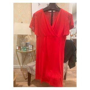 Red dress, XL, Avon brand